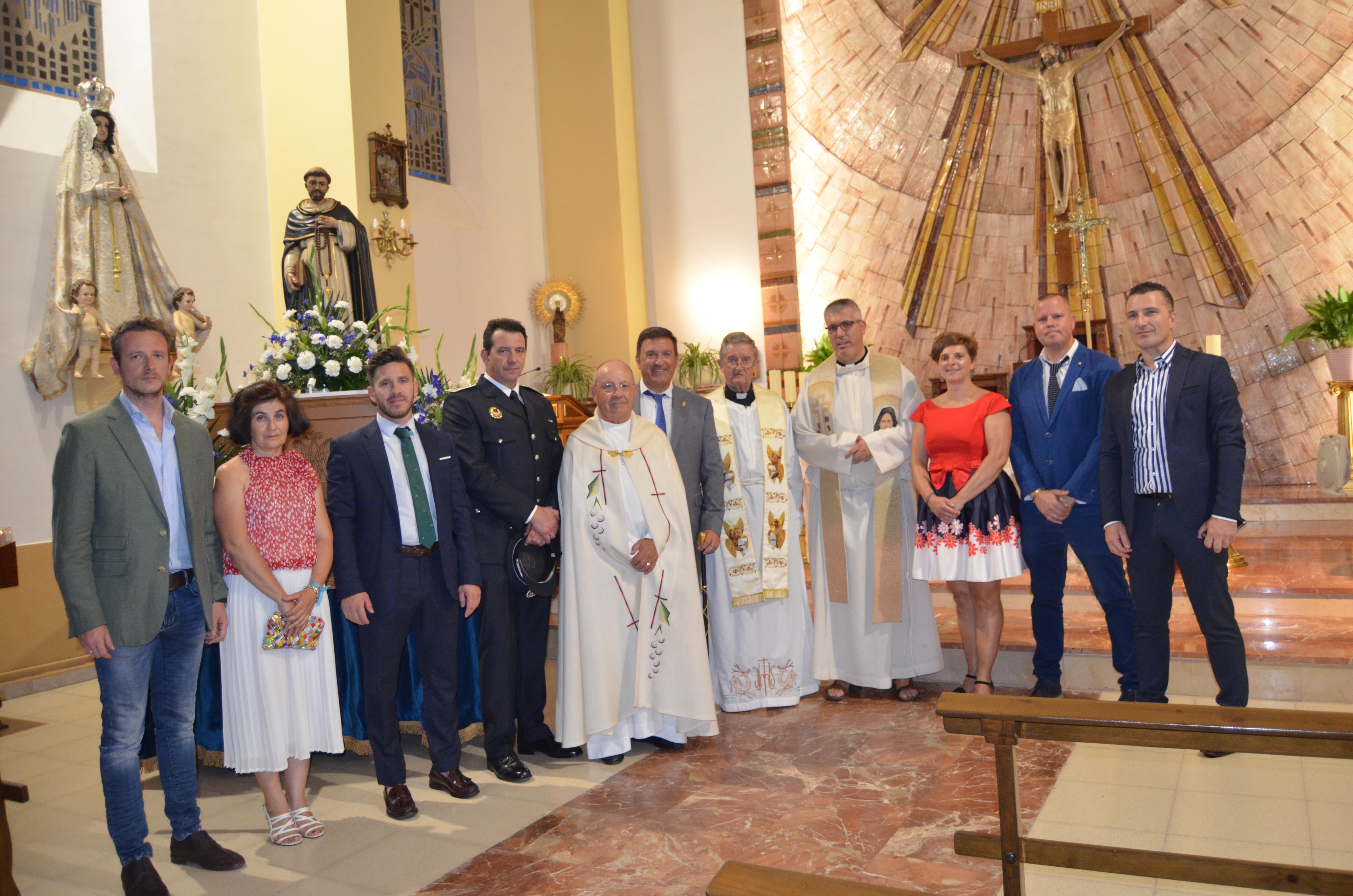 Celebrada la festividad de Santo Domingo de Guzmán, patrón de Humanes de Madrid.