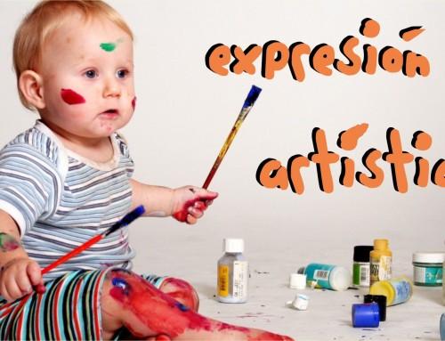 """Este curso escolar comienza con una nueva programación variada, divertida con el taller familiar """"Expresión artística"""" para menores de 3 años."""