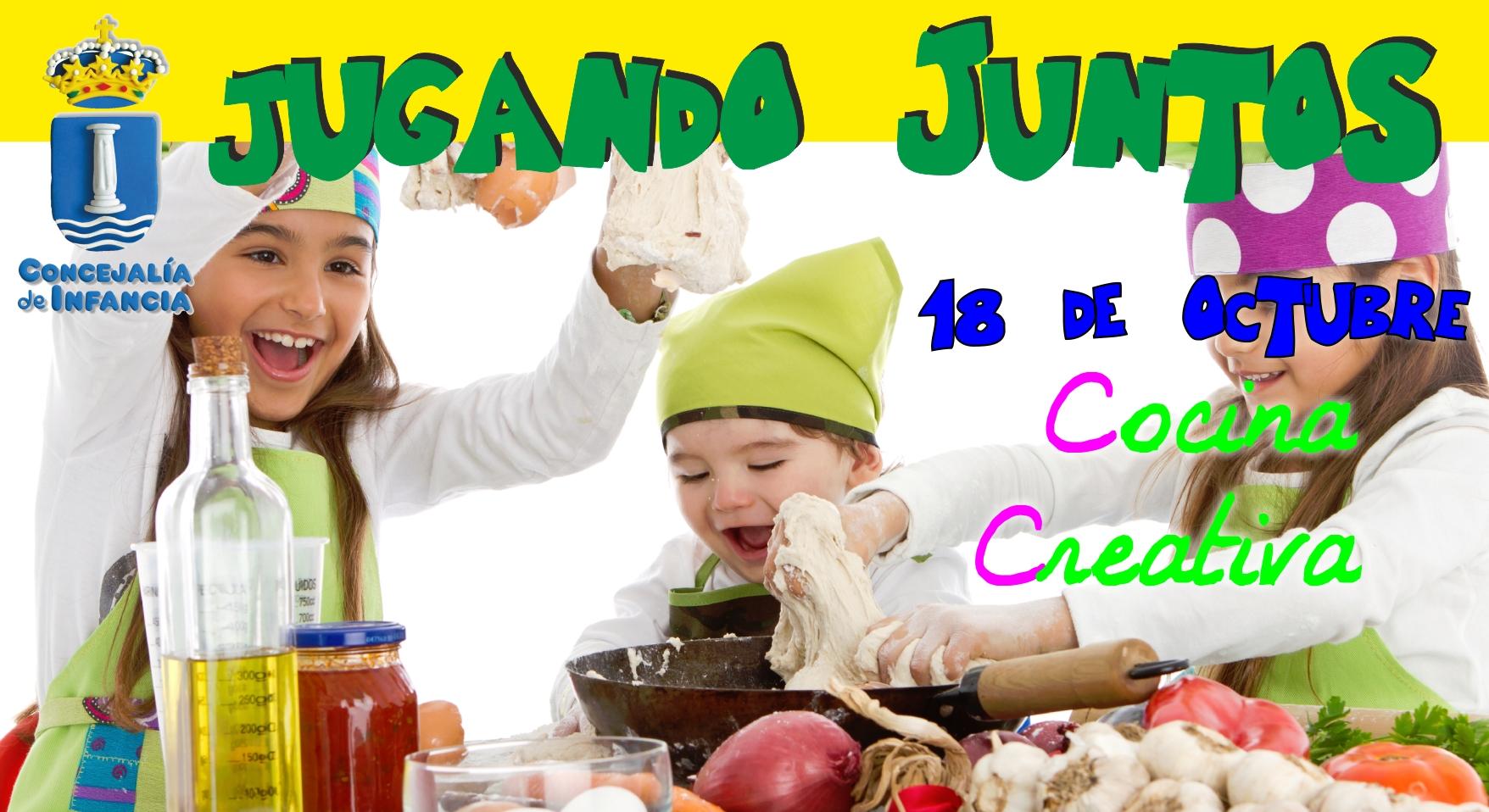 Presentado el proyecto «Jugando Juntos» donde el niño podrá divertirse con un familiar.