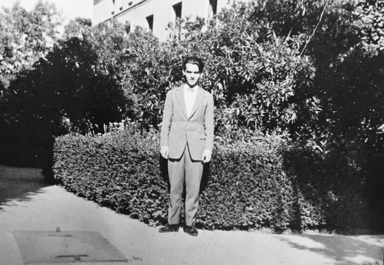 Humanes acoge una exposición fotográfica del poeta Federico García Lorca durante su estancia en Madrid