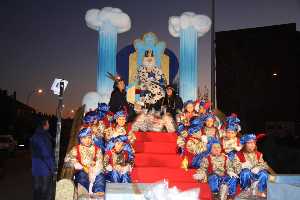 Abiertas las bases para participar en la Cabalgata de Reyes 2020.