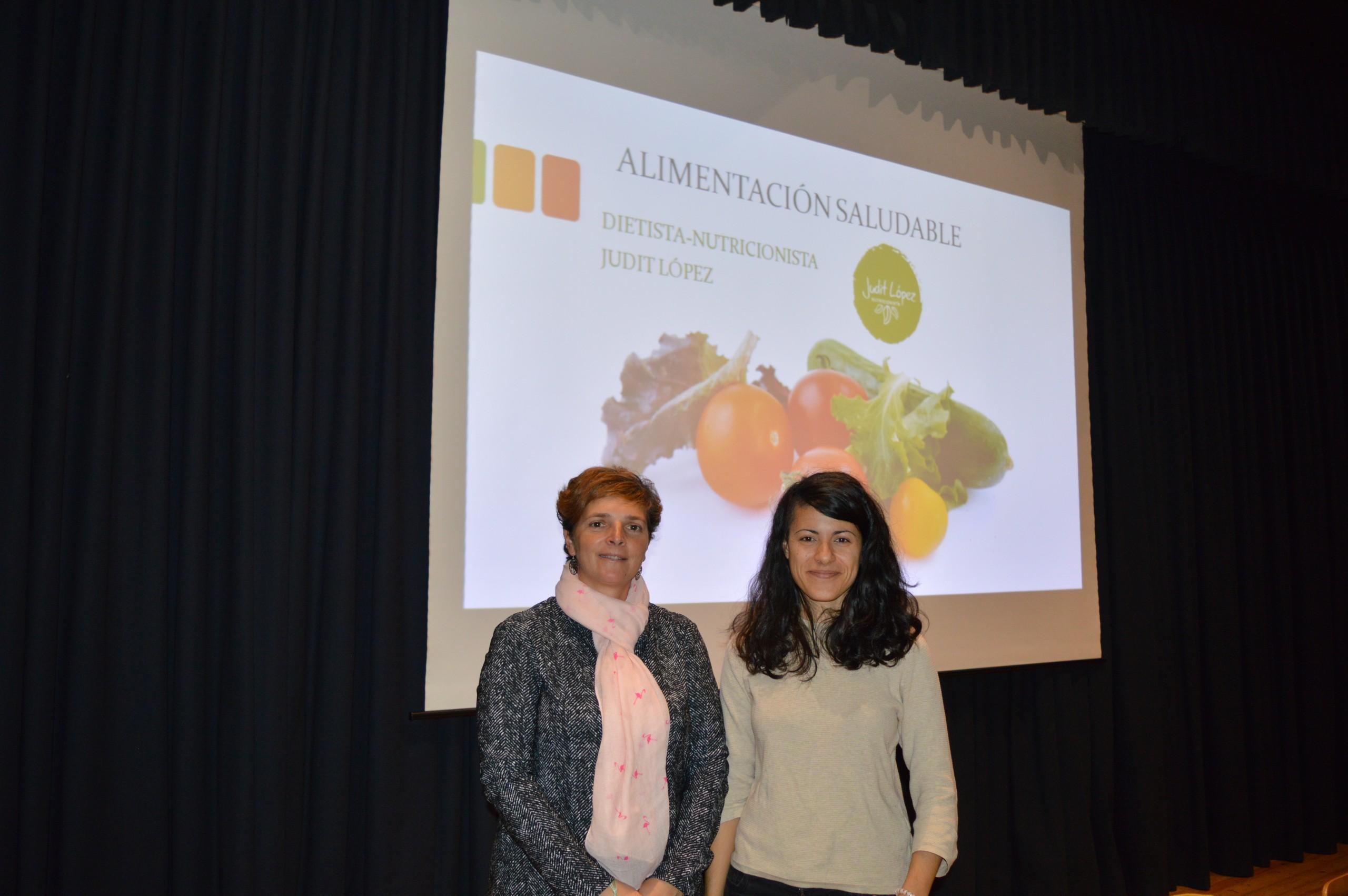Presentado el taller gratuito de Nutrición dirigido a la población de Humanes de Madrid.