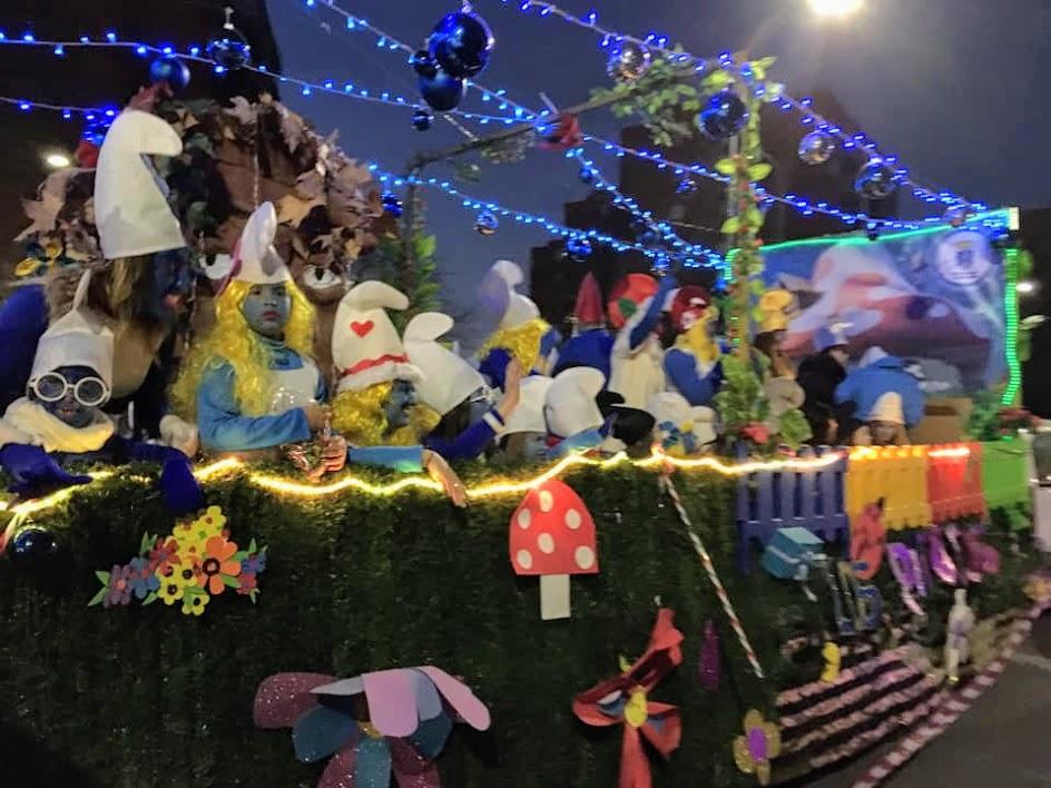 Los menores de 14 años podrán participar en la Carroza de Reyes.