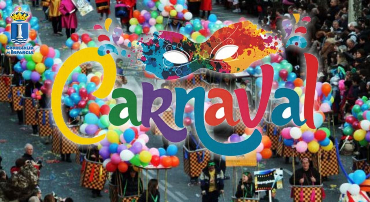 Infancia te invitar a participar en la comparsa de los Carnavales 2020 cuya temática será los coches de choque.