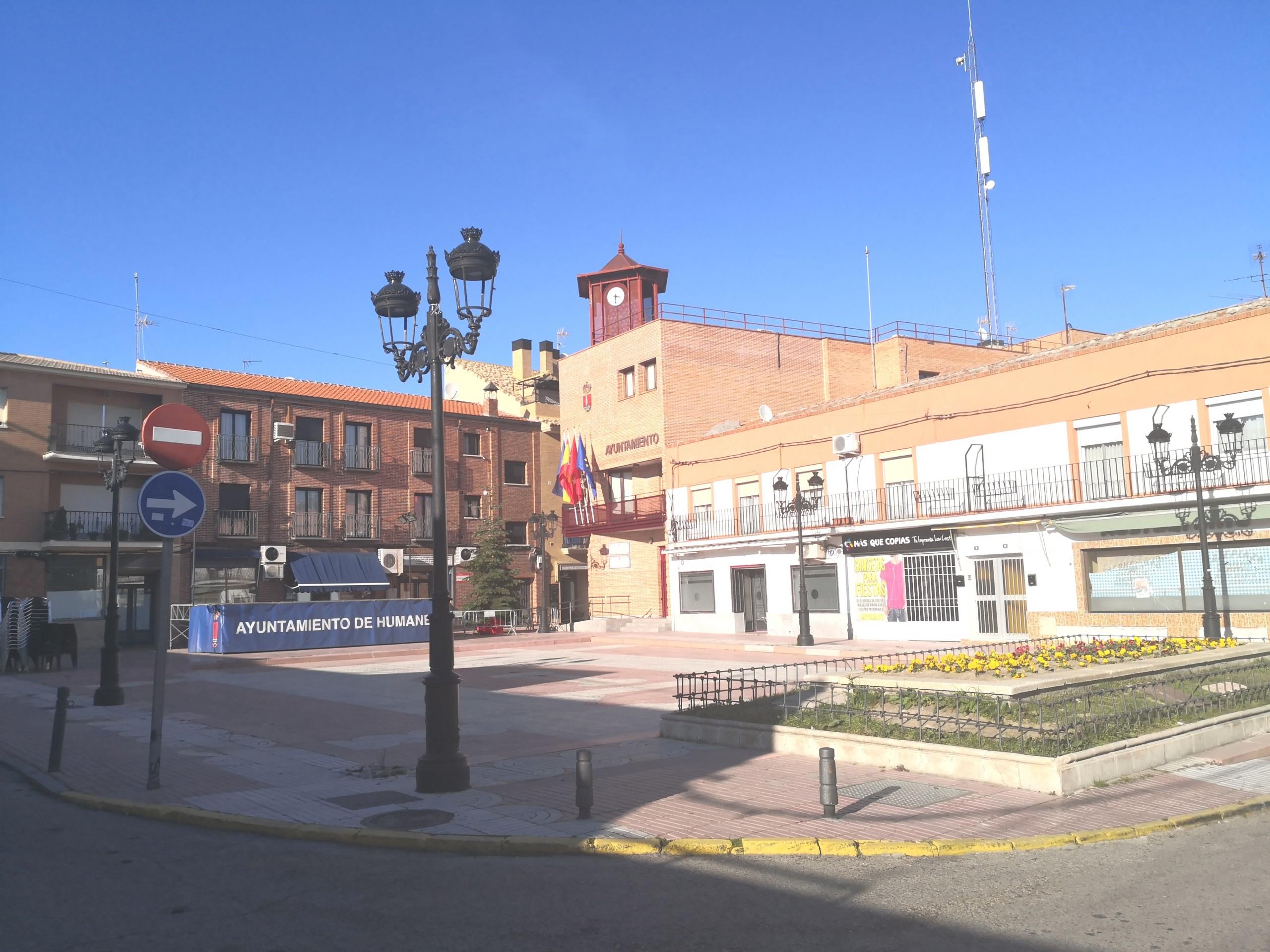 La semana que viene comienzan las obras de remodelación de la plaza de la Constitución.