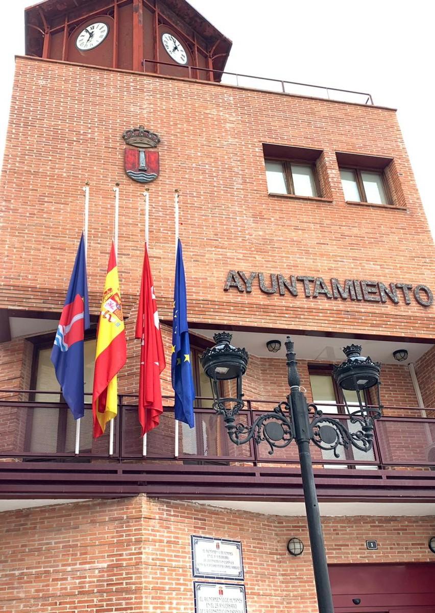 El ayuntamiento de Humanes de Madrid decreta medidas socio-económicas  urgentes frente al Covid-19.