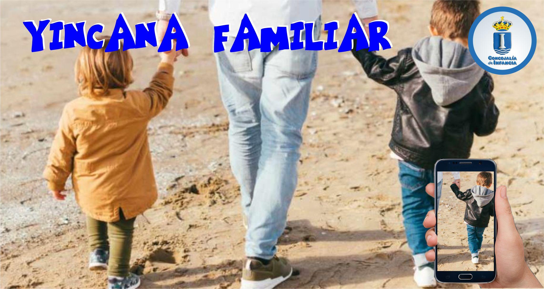 La Concejalía de Infancia convoca una yincana online fotográfica.