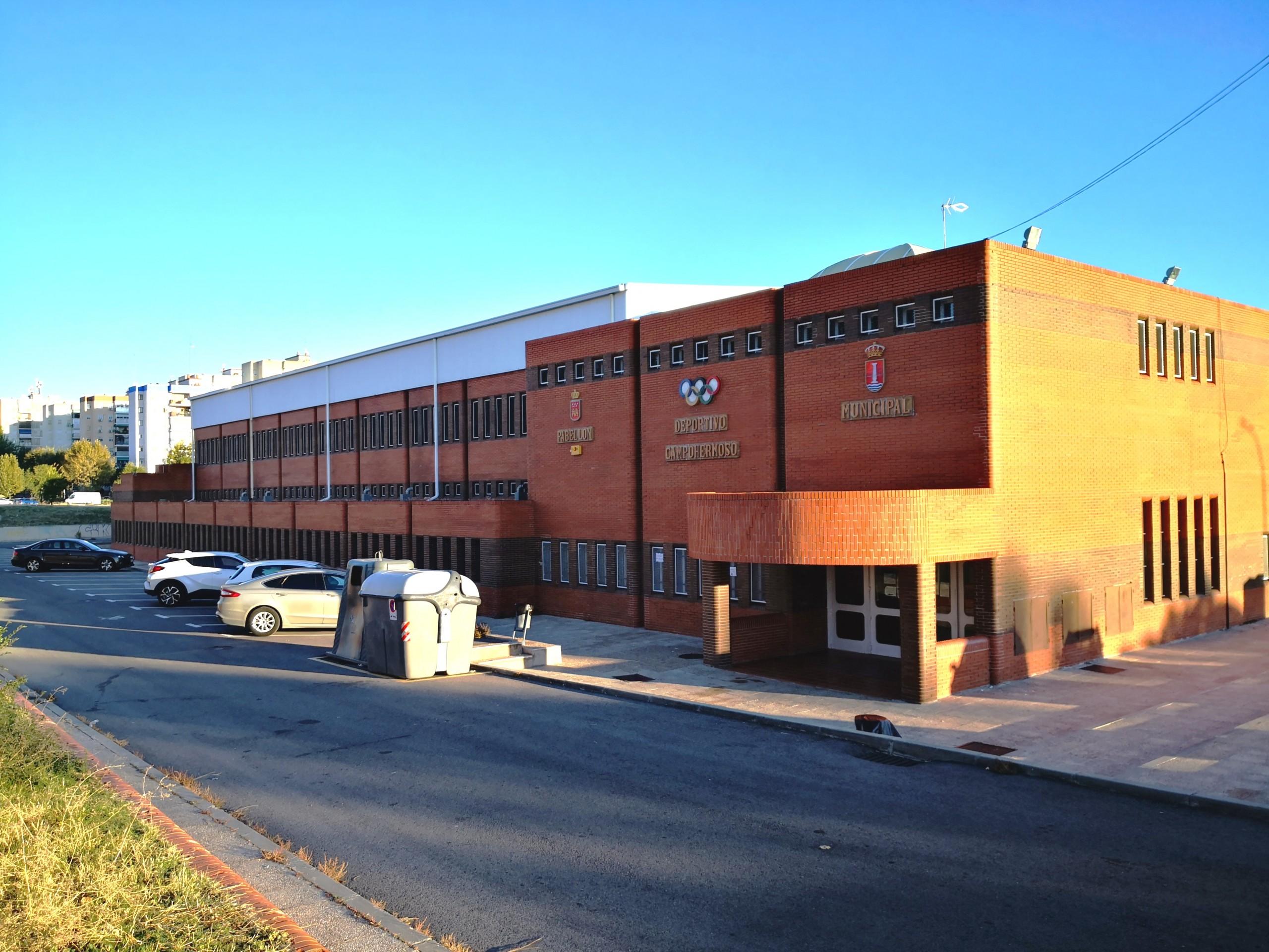 Los test masivos de antígenos se realizarán en el pabellón municipal Campohermoso.