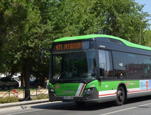 Las líneas interurbanas 468 y 471 reanudan el servicio a partir de mañana.