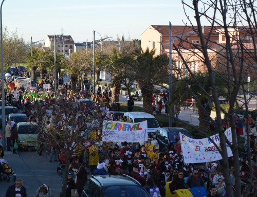 Por motivos sanitarios, suspendido el desfile de carnaval y entierro de la sardina 2021 en Humanes de Madrid