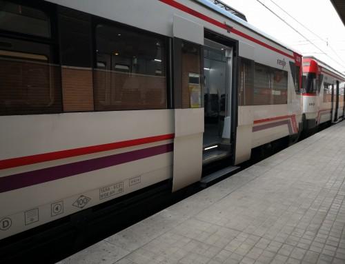 Restablecido el servicio de la línea C-5 Humanes de Madrid