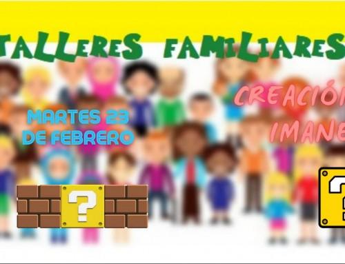 La Concejalía de Infancia organiza un taller creativo de imanes.