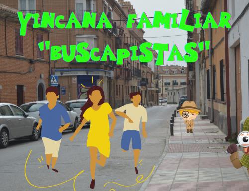 La Concejalía de Infancia organiza una yincana urbana familiar