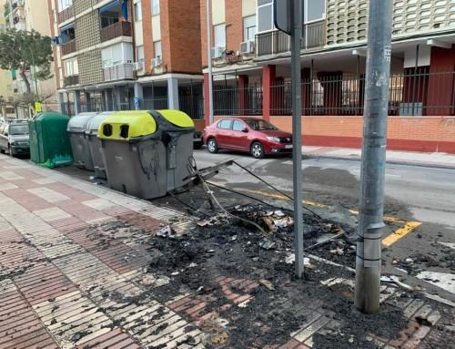 El alcalde de Humanes de Madrid condena los actos vandálicos acaecidos esta madrugada.