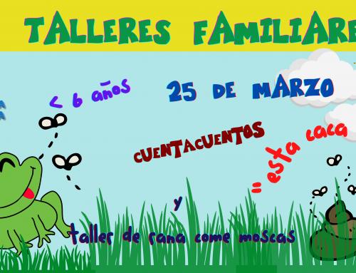 La Concejalía de Infancia organiza actividades para familias con hijos menores de 6 años.