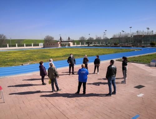 Comienza el Punto Activo para los mayores de Humanes de Madrid.