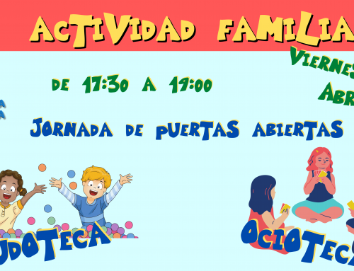 La Concejalía de Infancia organiza una jornada de puertas abiertas y ocioteca para niños de infantil y primaria.