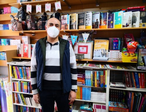 En apoyo a la campaña impulsada por las librerías de Humanes de Madrid