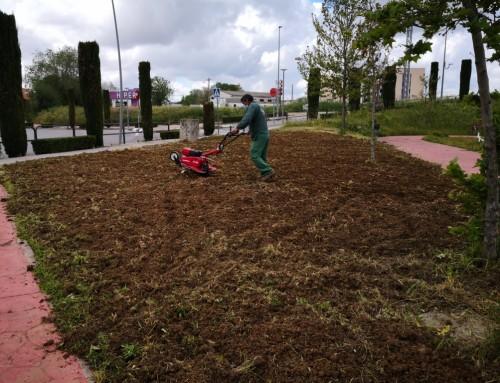 Comienza la obra de adecuación de la calle Moralejita con Madrid