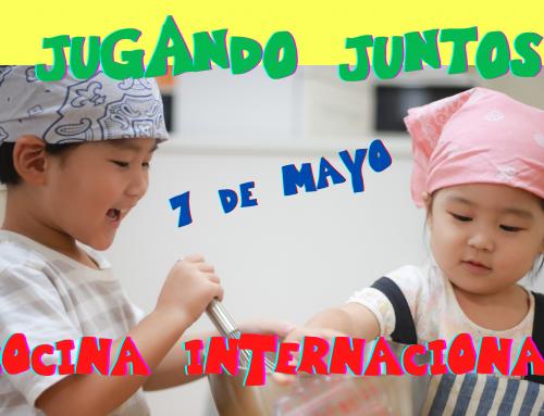 La Concejalía de Infancia organiza un taller de Cocina Internacional.