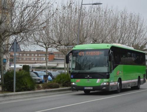 El alcalde de Humanes de Madrid solicita la ampliación de la línea 468 incluyendo nuevas paradas en la Oficina de Empleo de Fuenlabrada y en el centro comercial Plaza Loranca 2
