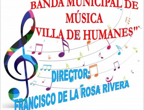 La Banda Municipal «Villa de Humanes» cumple 22 años de su primera actuación, y lo celebra con el tradicional concierto de verano en la plaza de la Constitución.