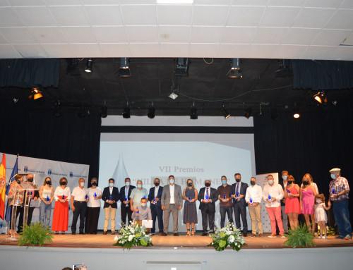 Celebrada la VII edición de los Premios Villa de Humanes.