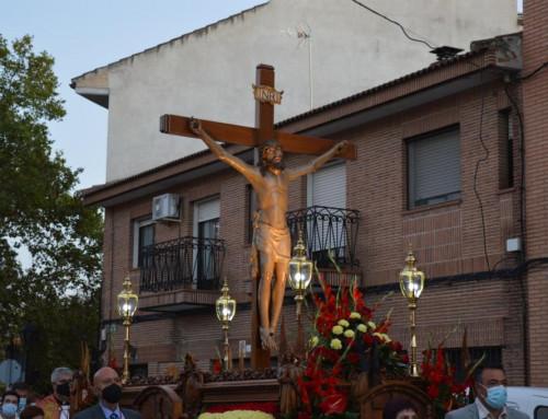 Procesión en Honor al Santísimo Cristo de la Agonía