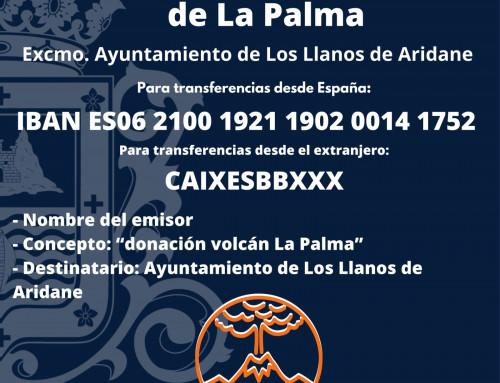 #TodosconlaPalma