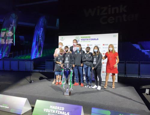 El C.D.E de Tenis Humanes de Madrid participa por primera vez en «Madrid Youth Finals»